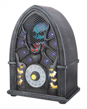Haunted Halloween Radio mit Sound