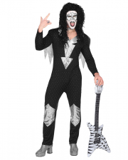 Heavy Metal Rock Star Kostüm