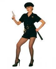 Heißes Polizistin Kostüm Gr. L