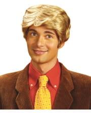 Mens Wig Heino Blonde