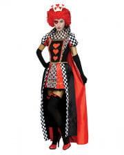 Heart queen costume