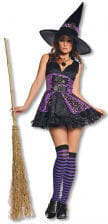 Witch Costume Tabitha XLarge
