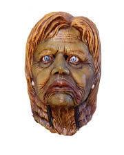 Hillary Clinton Zombie Maske