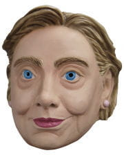 Hillary latex mask