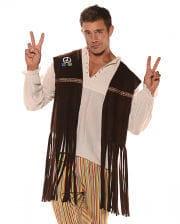 Hippie Fringe Vest