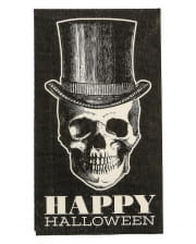 Vintage Skull Napkins 16 Pc.