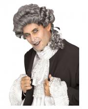Historische Vampir Richter Perücke