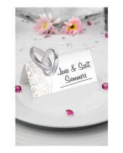 Hochzeit Tischkarten 36 St.