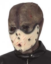 Hockey Killer Halloween Mask