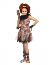 Cave Girl Child Costume