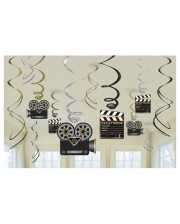 Hollywood Swirl Deco 12 Pieces