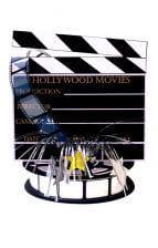 Hollywood Tischdekoration
