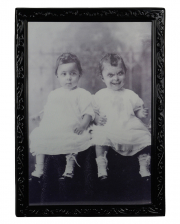 Hologram Image Zombie Twins