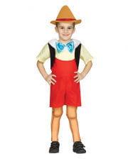 Marionetten Junge Kleinkinderkostüm