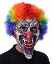 Witch Clown Mask