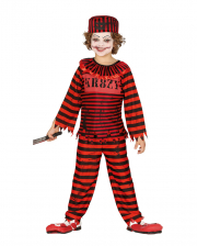 Horror Convicts Clown Children Costume