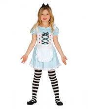 Alice Kinderkostüm