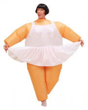 Ballerina Costume inflatable