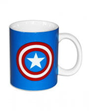 Captain America Coffee Mug