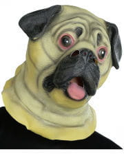 Mops Hunde-Maske