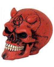 Schaltknauf mit Teufel