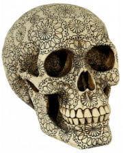 Skull Flower Power