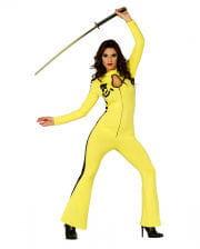 Kung Fu Kiddo Girl Kostüm