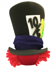 Dark Hatter Foam Hat