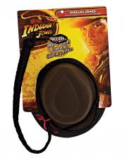 Indiana Jones Hut und Peitsche Set