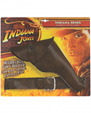 Indiana Jones Pistol, Halter And Belt