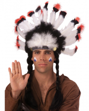Indian Feather Headdress