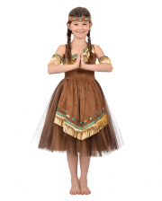 Indian Child Costume Deluxe