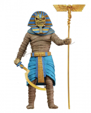 Iron Maiden: Pharaoh Eddie - Retro Action Figure