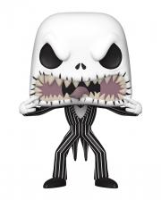 Jack Skellington Scary Face - NBC Funko Pop! Figure