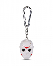 Jason Friday The 13th 3D Keychain