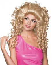 Jersey Housewife Perücke Blond