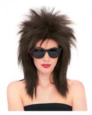 80s Rockstar Wig