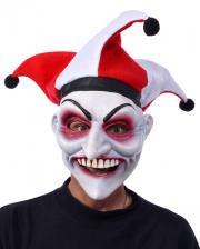 Joker Killerclown Maske