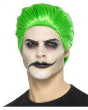 Trickster Men's Wig Green