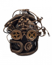 Jules Steampunk Soldier Mask