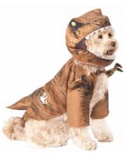 Jurassic World T-Rex Hundekostüm