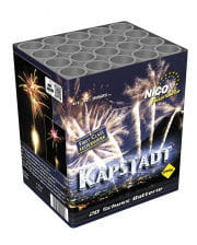 Kapstadt Batteriefeuerwerk 20 Schuss