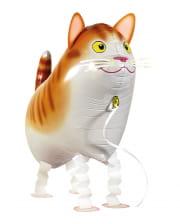 Katze Airwalker Ballon