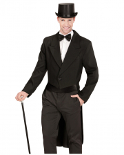 Cavalier Tailcoat Lined - Black