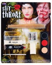 Kehlenschnitt Make-up Kit