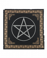 Celtic Pentacle Altar Cloth 65x65cm