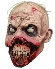 Pine Frass Zombie Mask