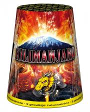 Kilimanjaro Riesenvulkan