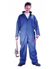 Killer Mechaniker Kostüm