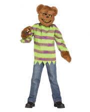 Werebear Kids Costume brown